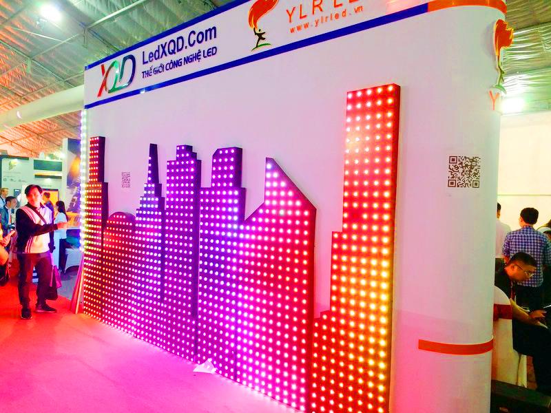 Khai mạc triển lãm quốc tế thiết bị và cn quảng cáo vietad