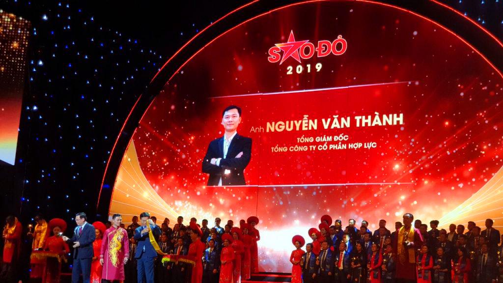 Lễ trao Giải thưởng Sao Đỏ 2