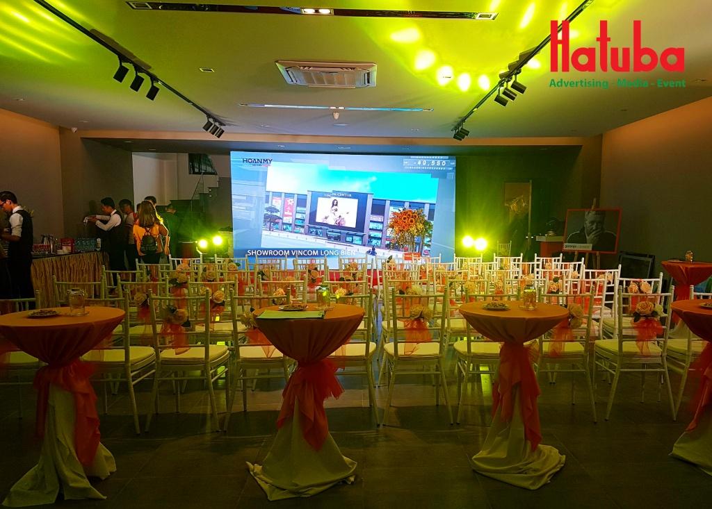 Hatuba event – Giải pháp tổ chức sự kiện chuyên nghiệp.