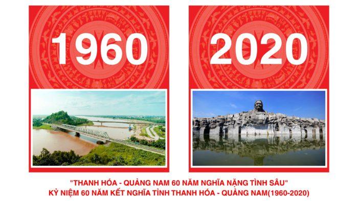 Thanh Hóa - Quảng Nam 60 năm nghĩa nặng tình sâu