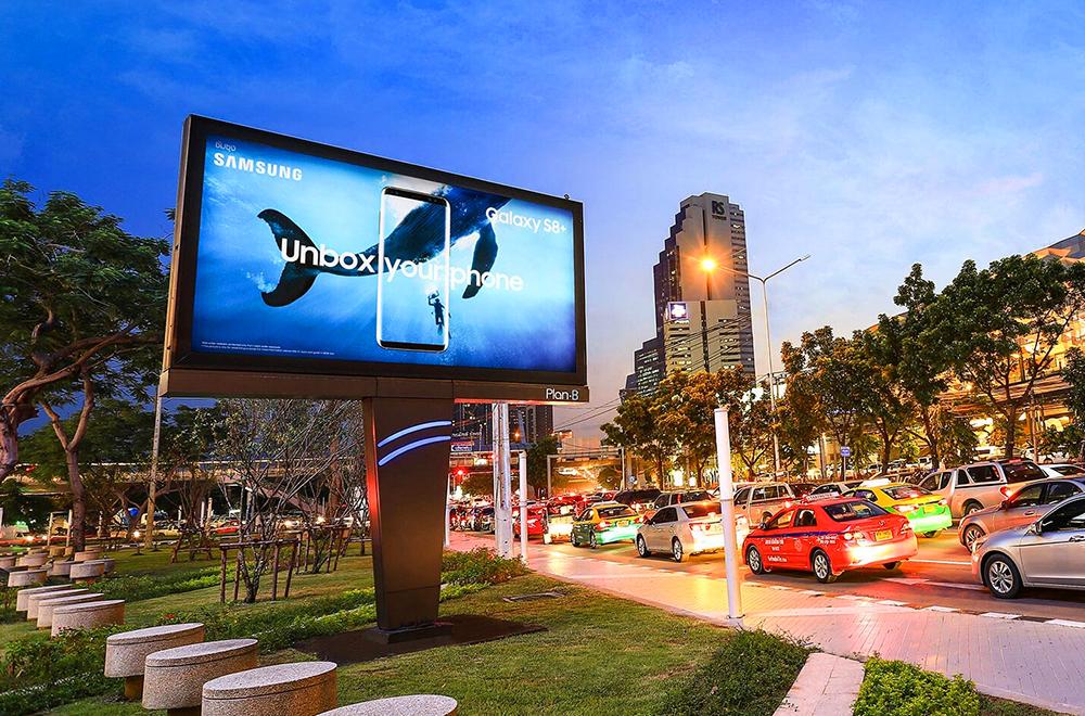 Quảng cáo màn hình led ngoài trời tại quảng cáo Hatuba